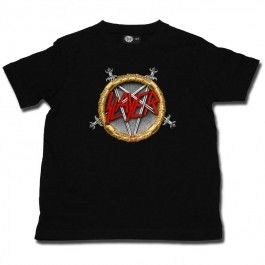 Slayer Kids T-shirt Silver Eagle in 4T
