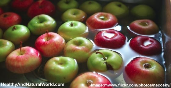 How to Easily Remove Pesticides From Your Fruits and Vegetables