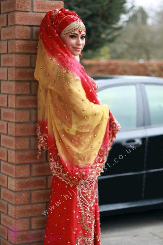 Bridal Hijab Gallery   Manchester   Hijab Stylist