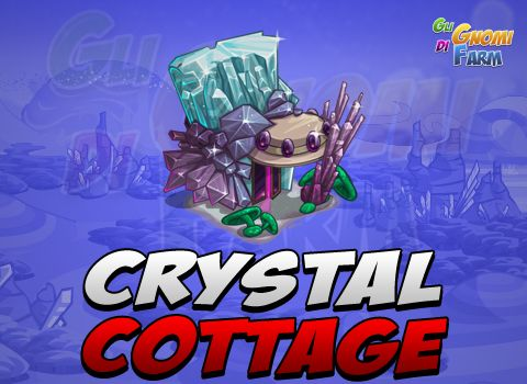 Celestial Pastures: Crystal Cottage (Crafting Building e Ricette)