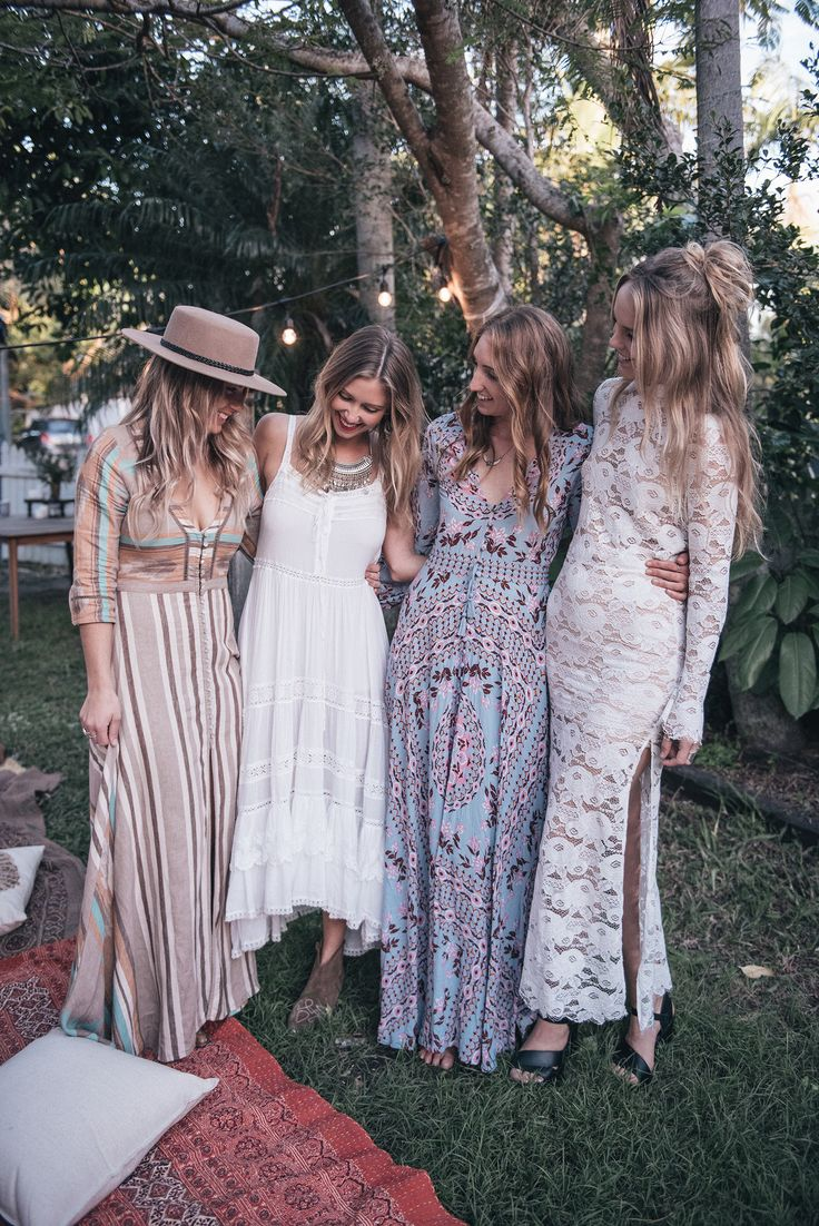 We are loving these maxi dresses