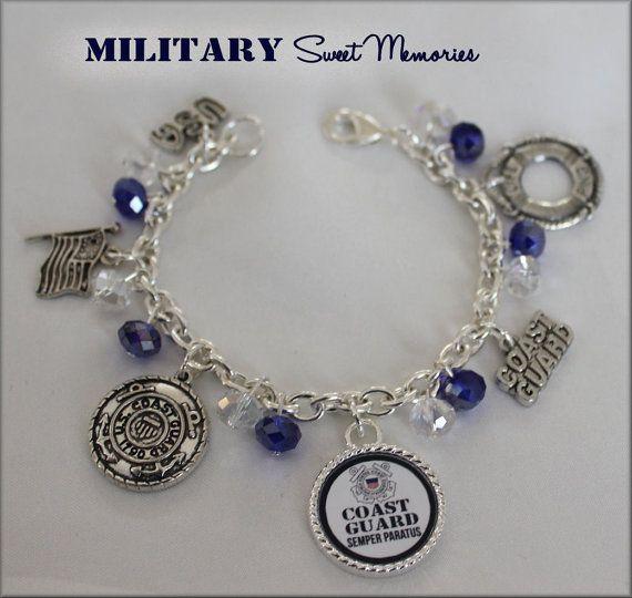 Coast Guard Wife - Coast Guard Girlfriend - Coast Guard Gifts - Coast Guard Mom - I love my Coastie