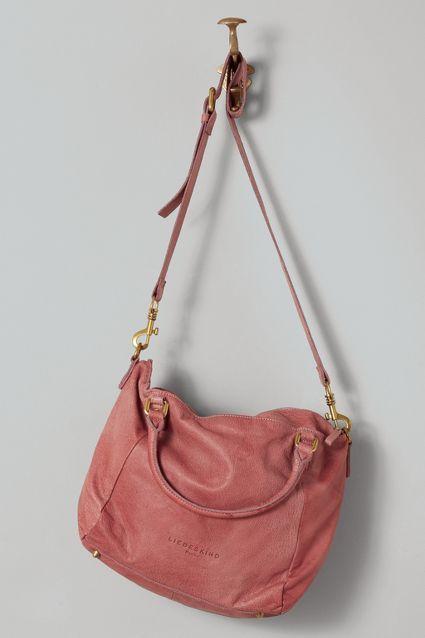 liebeskind berlin leather bag...