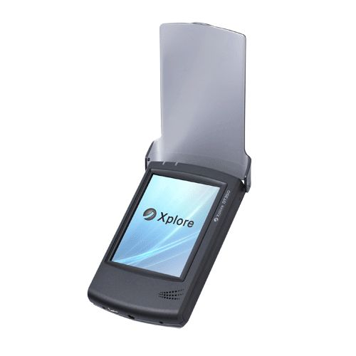 Pocket Size Wifi POS PDA   Ergonomic lightweight Design   Built-in Ambient light sensor   3.5? QVGA Display with Touch Screen   Single SSID enforcements   WiFi Always On connection   Configurable WiFi roaming trigger   Fast seamless roaming