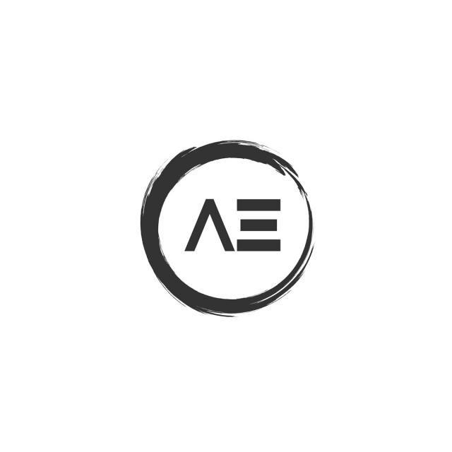 Carta Ae Logo Design Logos Design Logos Lettering