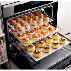 thermador masterpiece wall oven with massive capacity available at guy t gunter