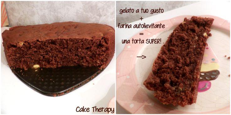 La torta con due soli ingredienti! | Cake Therapy:
