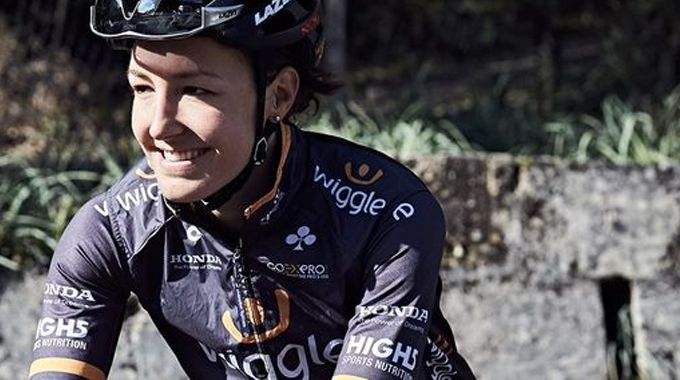 Dani King Joins Cylance Pro Cycling for 2017 A new team for Dani King, after four years with Wiggle HIgh5