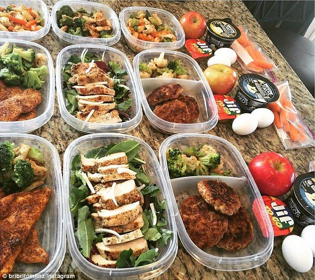 Perfectly packed: If you're going to start meal prepping, an investment in good quality food containers is a must