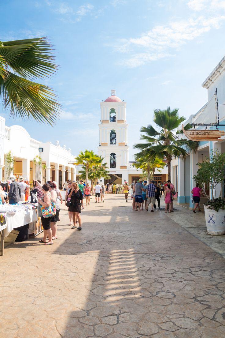 Pueblo La Estralla, Cayo Santa Maria - two days until I'm here!