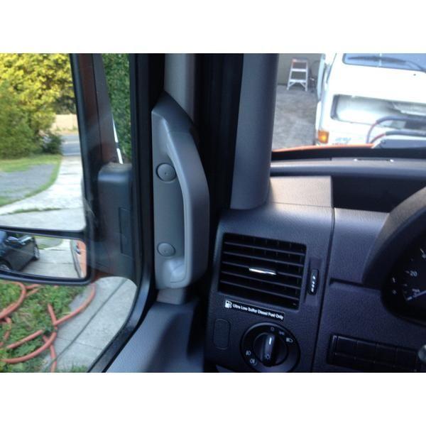 Sprinter Door Grab Handles Make Getting In And Out Easy Sprinter Parts Depot Sprinter Sprinter Van Door Handles