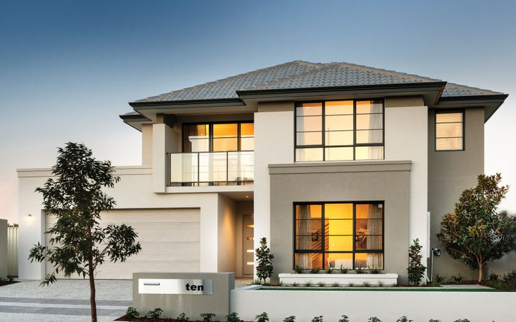 nautilus elevation by APG Homes Perth, WA
