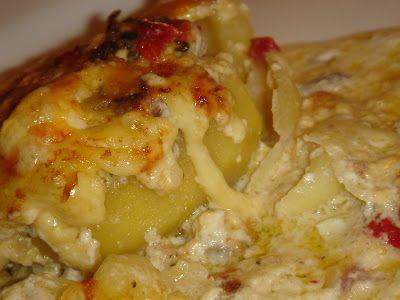 Nem vagyok mesterszakács: Mascarponés, szalonnás gombaraguval töltött krumpli