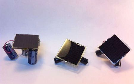 Small Solar Panels: How Small Can they Get? Small solar panels are typically miniature or technologically advanced versions of larger systems. This can range from a small solar panel of few solar cells wired together to make a small but easy-to-use solar panel, to nano-materials that are invisible to the naked eye but still produce….