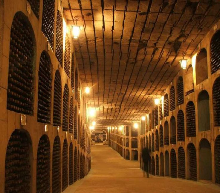 Milestii Mici (Moldova) - Milestii Mici is the underground wine gallery that stores the most wine in the world. It has a length of 200 km and the best wine is used as an alternative for gold reserve. - Want to discover more hidden gems in Europe? All of them can be found on www.broscene.com