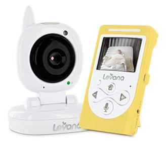 Peace of Mind With the Sophia Video Baby Monitor - Feisty Frugal and Fabulous
