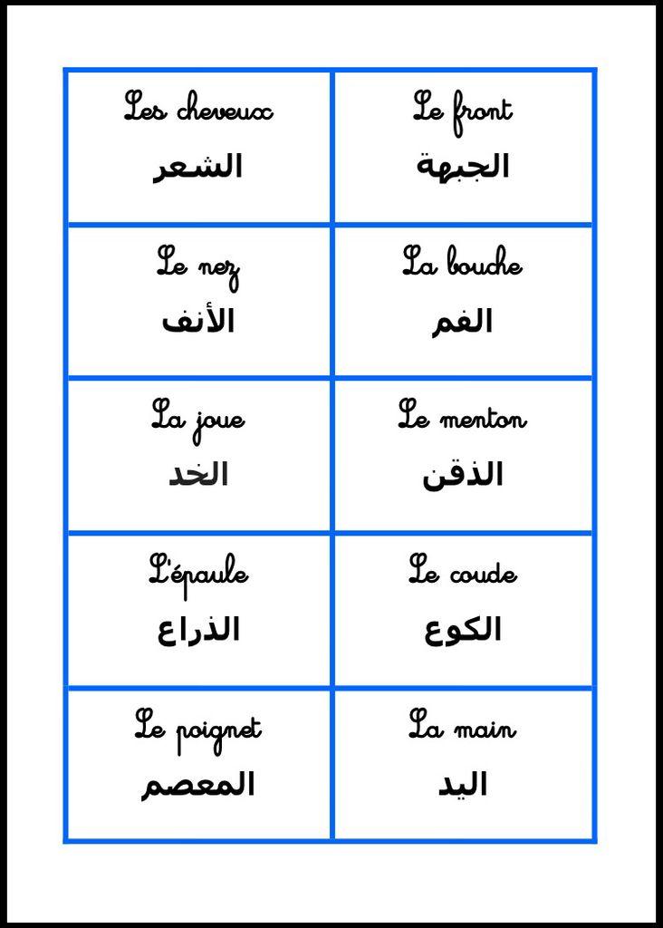 Bien-aimé Les 25 meilleures idées de la catégorie La langue arabe sur  VC25