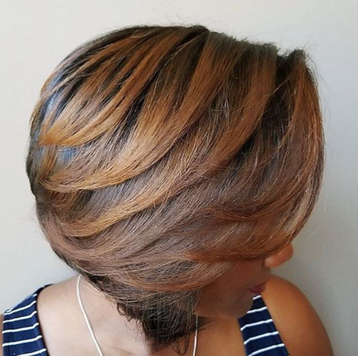 Nice layers @hairpoetrybyshadara  Read the article here - http://www.blackhairinformation.com/hairstyle-gallery/nice-layers-hairpoetrybyshadara/