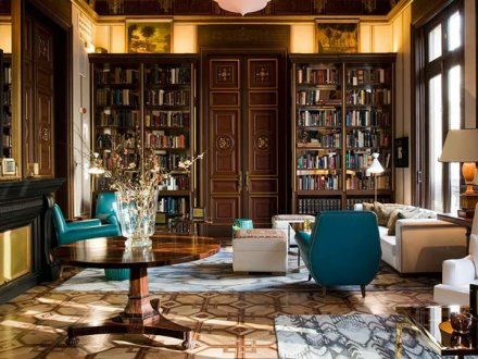 Pretty, luxurious and boutique-y, Cotton House Hotel is the first Autograph Collection property in Barcelona.