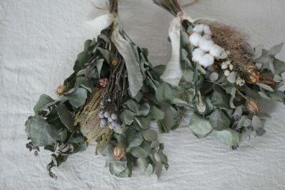 ドライフラワー スワッグ dryflower |FLEURI blog