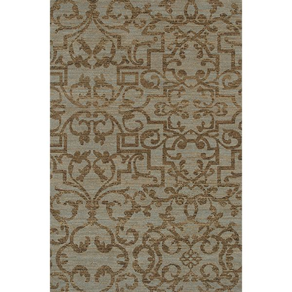 Karastan Sierra Mar French Quarter Bluestone Rug 96 X 132 By Mohawk Home Rugs OnlineRoom