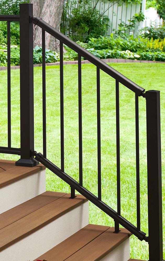 Best New Fiberon Elements® Aluminum Railing Has A Sleek 400 x 300