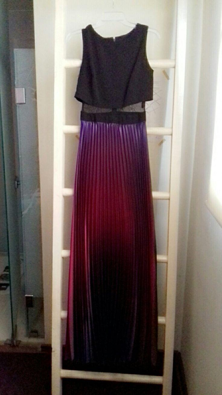 Hermoso vestido de 2 piezas LIZ MINELLI