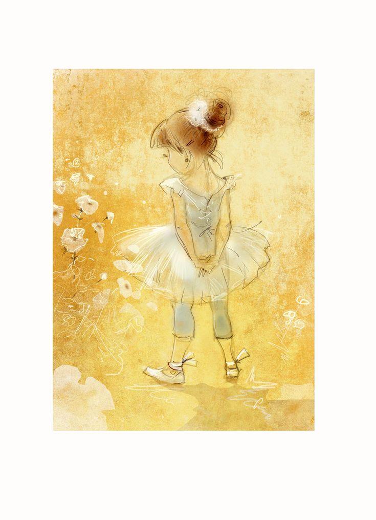 Иллюстрация Екатерина Бабок - Осенние сны...