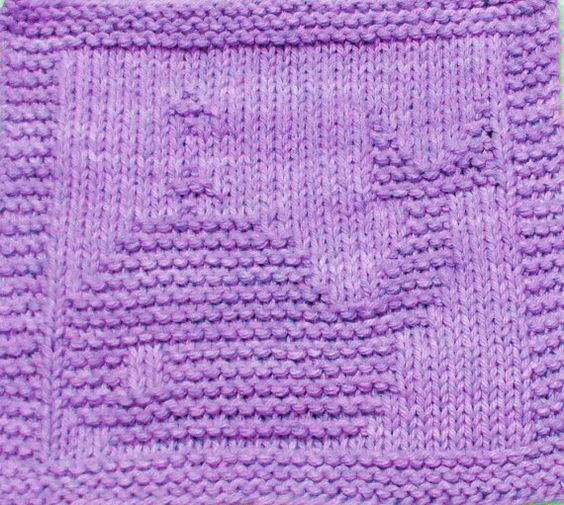 Knitting Cloth Pattern WHALE PDF by ezcareknits on Etsy, $2.85