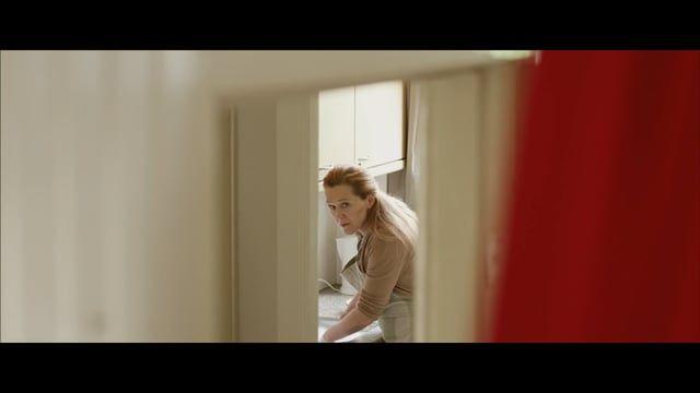 Rode Gordijnen (Red Curtains) - Short Film