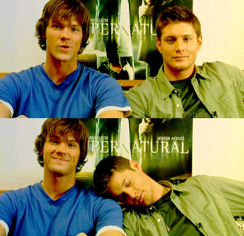 Brothers!Jared And Jensen, Best Friends, Jared Padalecki, Seasons, Jensen Ackles, Families Meeting, Boys, Supernatural 3, Winchester Brothers