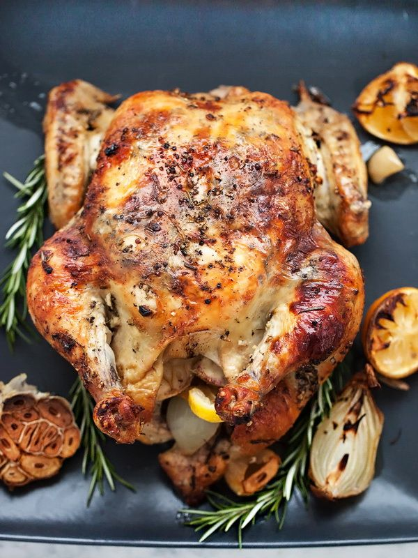 Top 40 Yummy Chicken Recipes For Christmas