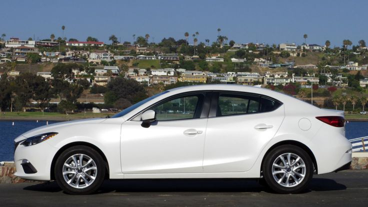 2015 Mazda 3 Sedan: The Best Efficient Car