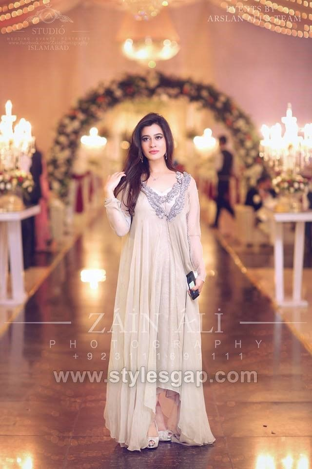 Latest Party Wedding Wear Frocks Designs Collection 2021 ...