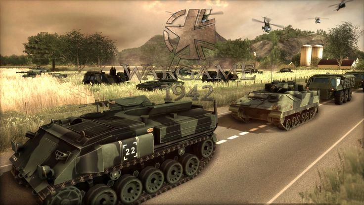 Wargame 1942 / Варгейм 1942 — и снова война!