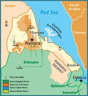 Eritrean Independence War