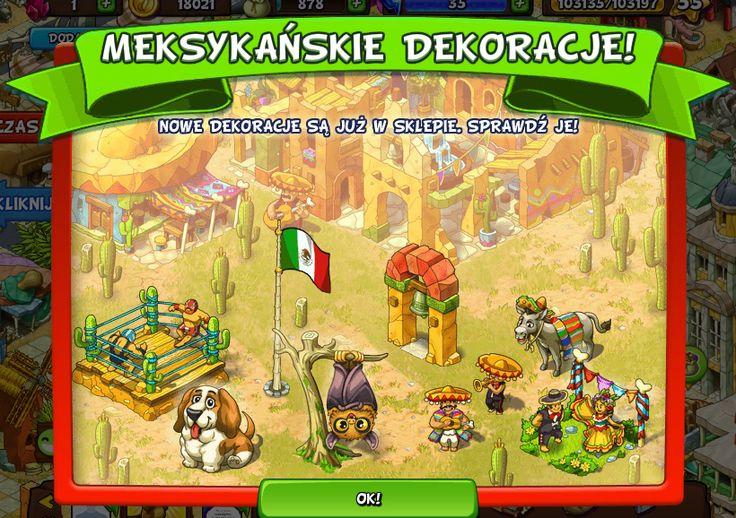 Meksykańskie dekoracje https://nrc.fansite.xaa.pl/thread-1637.html #skalnemiasteczko #newrockcity