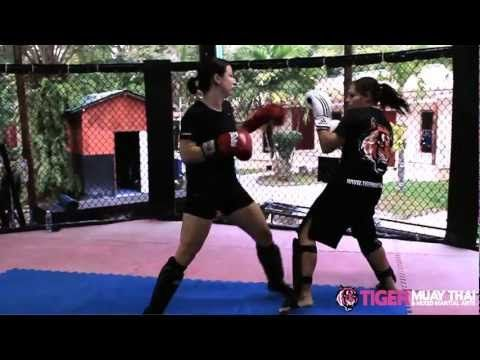The Beauty Of Power: Tiger Muay Thai & MMA-  A short film about how and why women take up martial arts.  Great film its convinced that I want to train with Tiger Muay Thai in Thailand