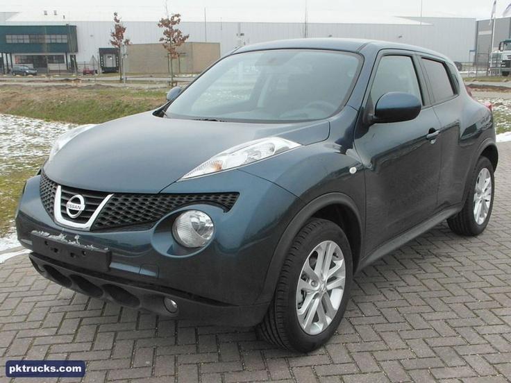 1 unit Nissan Juke Acenta 4x2 car - NEW  Price: € 15.000,-  More information: http://www.pktrucks.com/stock/view/div2821