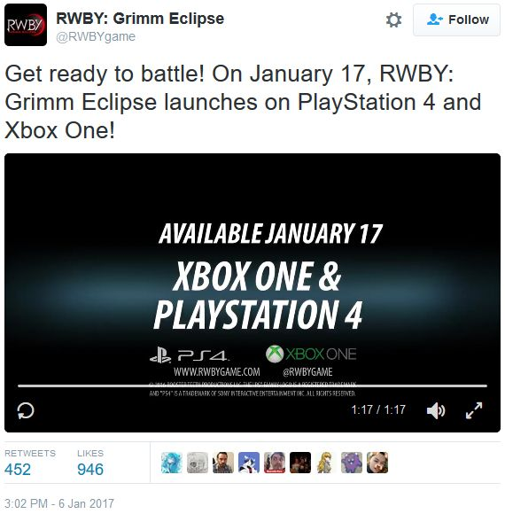 RWBY This will be the day we've waited for!