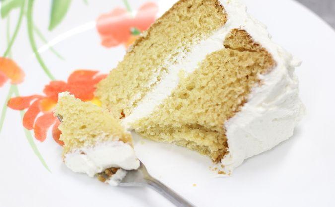 Gluten Free Vanilla Cake Recipe Gluten Free Vanilla Cake