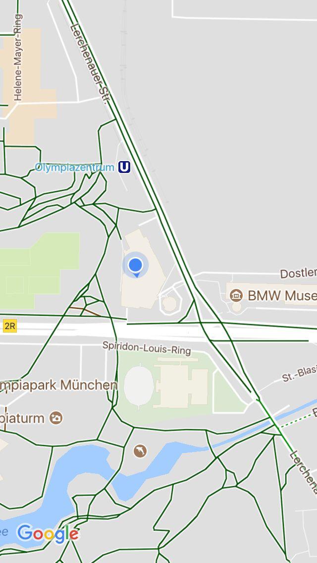BMW Welt free wifi Olympiazentrum München