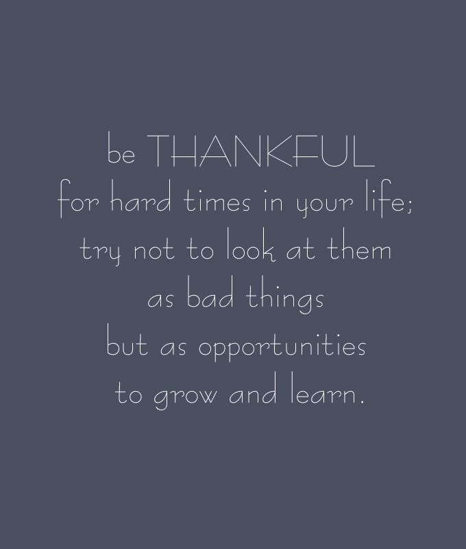 Quotes For Difficult Times In Life: 25+ Best Being Thankful Quotes On Pinterest
