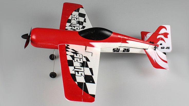 Радиоуправляемый самолет WLtoys F929 - мини копия самолета Су-26  http://hobbystart.ru/item.php?id=48761