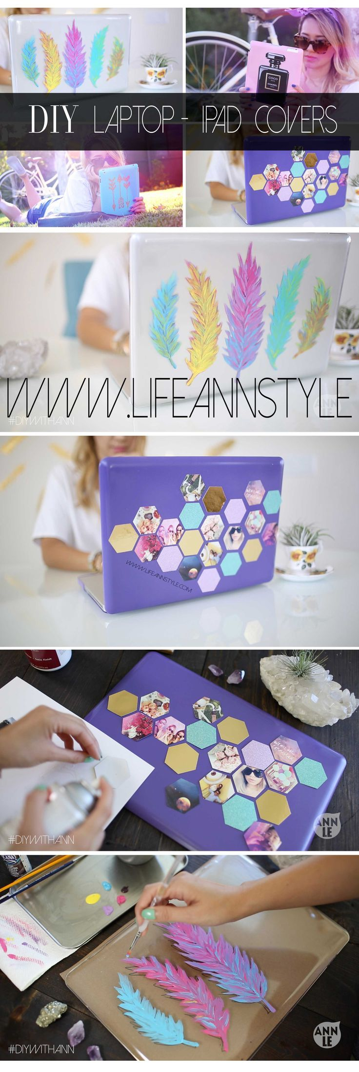22 DIY Tech Projects - A Little Craft In Your DayA Little Craft In Your Day