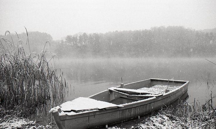 snow&boat