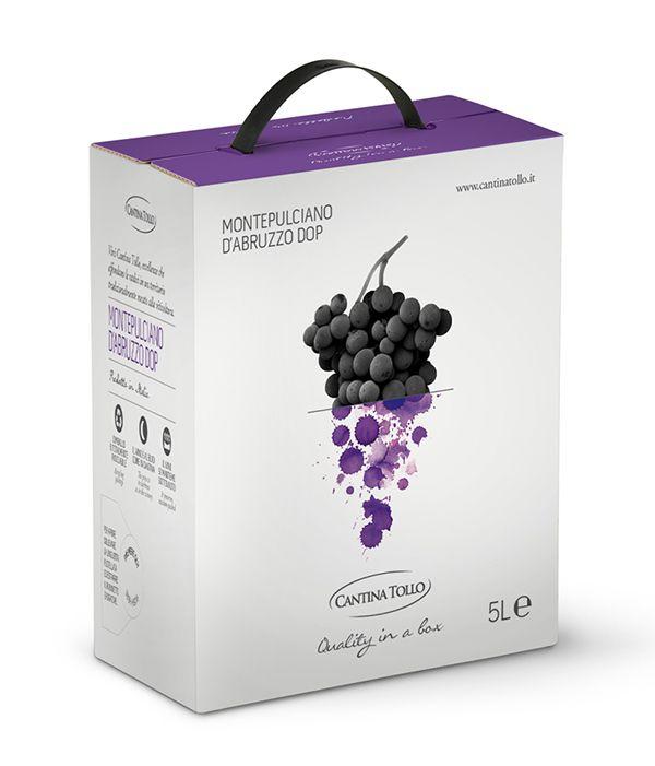 Cantina Tollo Bag in Box Wine