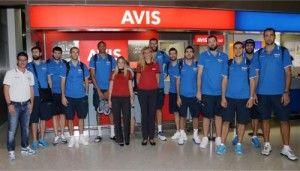 Η Avis χορηγός της Εθνικής Μπάσκετ Ανδρών για τρίτη χρονιά