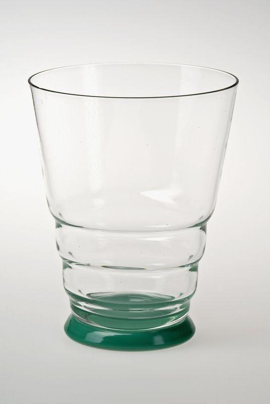 Digitalt Museum - Saftglass, design Sverre Pettersen for Hadeland Glass, Norway