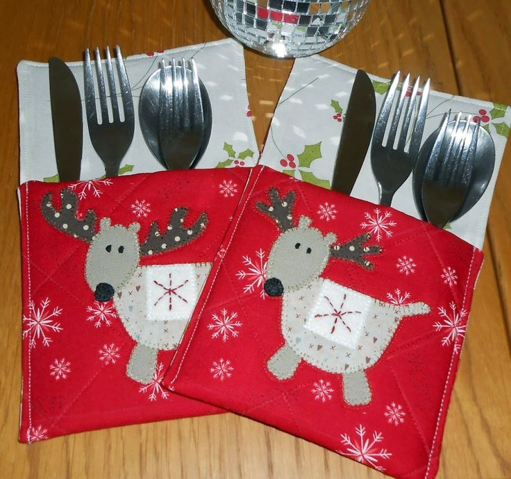 Amy Made That! ...by eamylove: August - Across The Pond Sew Along - Cutlery Pouches
